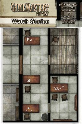 Gamemastery Flip-Mat By Engle, Jason A. (COR)/ Staff, Paizo (EDT)